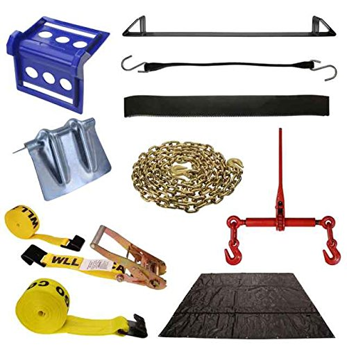Flatbed Starter Kit for Steel Haulers