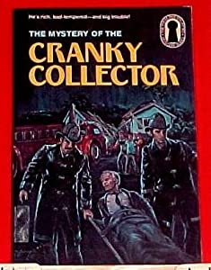 The Mystery of the Cranky Collector book by M V  Carey