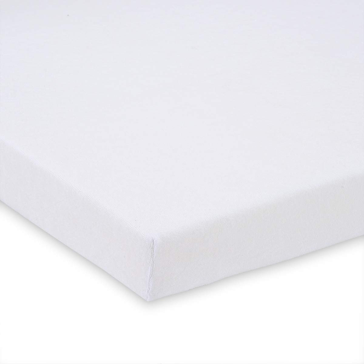 FabiMax 3670/Jersey Fitted Sheet for Cot and Cart Grey