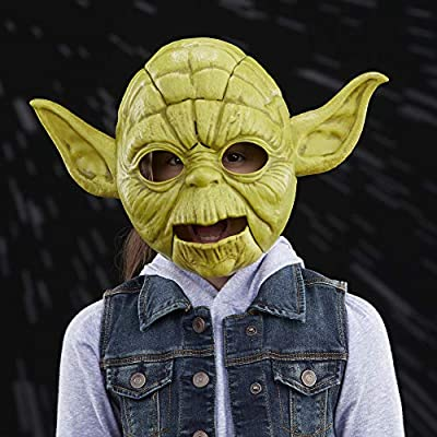 Hasbro Star Wars Yoda Electronic Mask: Toys & Games