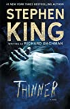 Book cover from Thinner by Stephen King