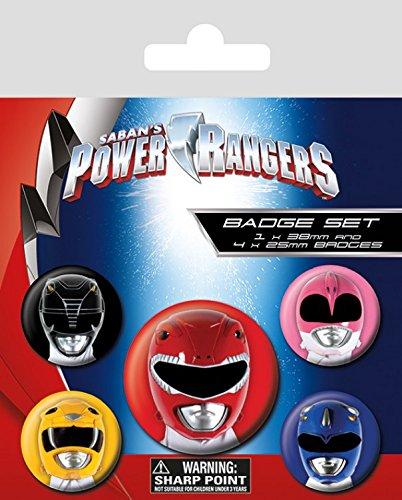 insignias Power cl de Paquete Rangers los de pq57A7