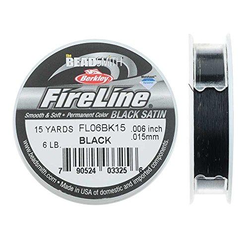 Fireline, Black 6LB/.006