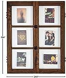 Stone & Beam Modern Windowpane Wood Picture