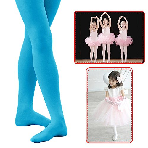 [Baby Girl Toddler Dancing Socks Velvet Pantyhose Tights Leggings Pants Stockings Socks Soft Suitable for 4-6 Years Old Baby Kids Children,2] (Aerobics Costume Designs)