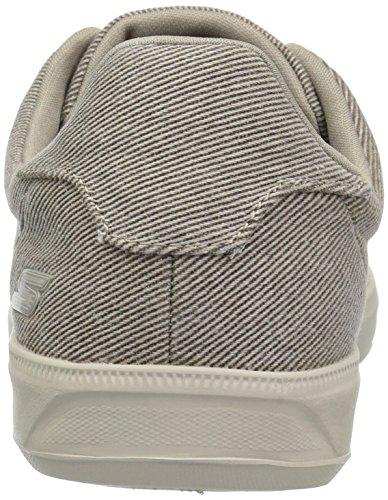 Skechers Mens Go Vulc 2-54347 Sneaker Kaki