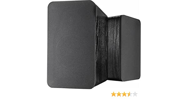 Amazon Like Insignia NS HBTSS116 Powered Bluetooth Bookshelf Speakers Pair Black Home Audio Theater