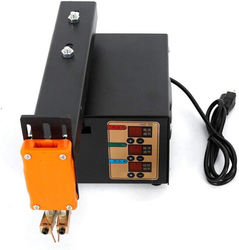 DY19BRIGHT Spot Welder 3KW High Power Battery Spot Welding Machine For 18650 Battery Packs US Stock