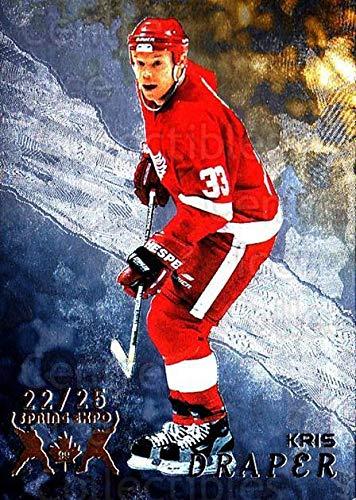 ((CI) Kris Draper Hockey Card 1998-99 Be A Player Spring Expo 200 Kris)