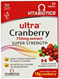 Vitabiotics Ultra Cranberry - 30 Tablets
