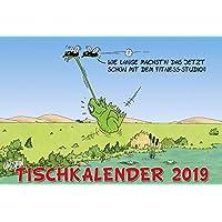 Uli Stein Tischkalender 2019