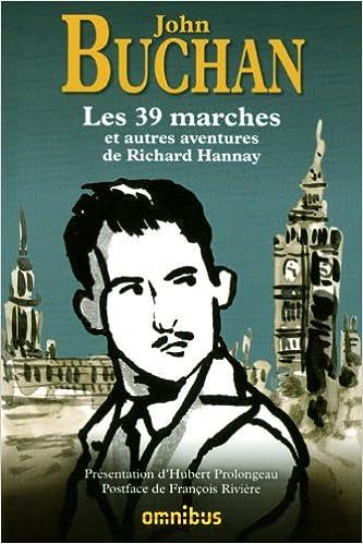 Amazon.fr - 39 MARCHES ET AUTRES AVENTURES - BUCHAN, JOHN ...