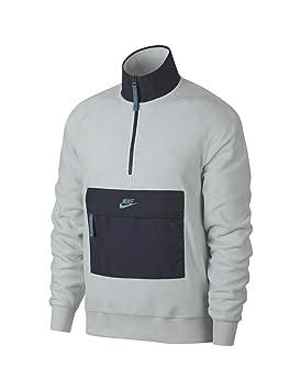 Nike M NSW Top Hz Core Wntr SNL Sudadera, Hombre: Amazon.es: Deportes y aire libre