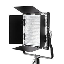 Selens Photo Studio Four Leaf Barn Door for Selens GE-500 Video Light