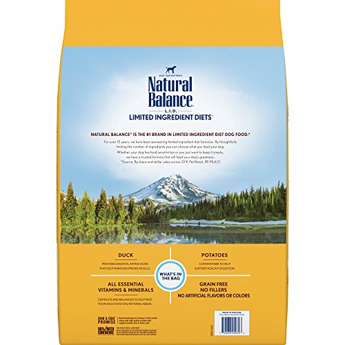 Buy natural balance dog food