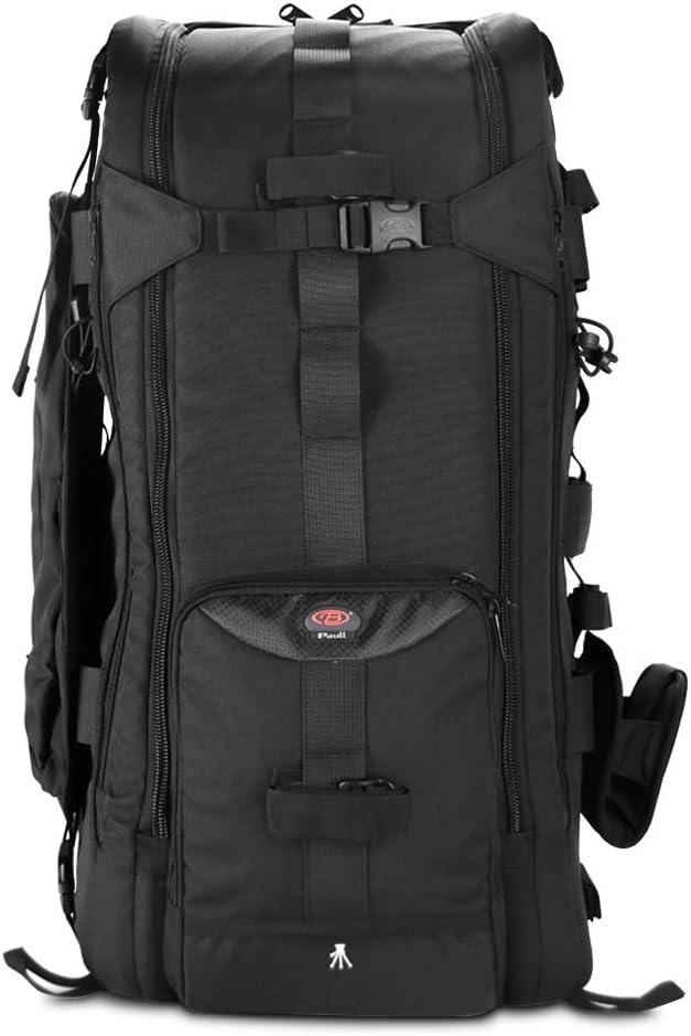 41L Large Professional DSLR Camera Backpack & Laptop Travel Camera Bag with Rain Cover for Digital Cameras, Tablet, Lens Kit for Full Frame Mirrorless Digital Camera