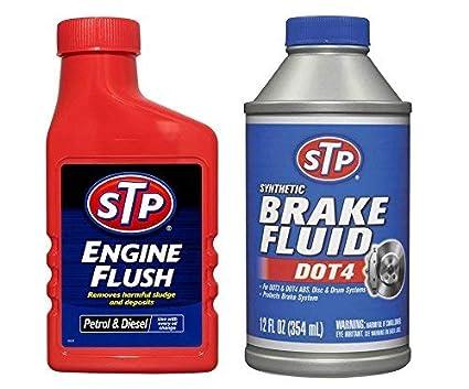 STP 62450en Engine Flush High Mileage Motor Oil 450 ml Best