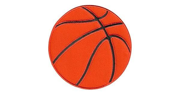 PatchMommy Pelota de Baloncesto Balón Parche Termoadhesivo Parche ...