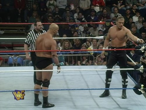 In Your House: Buried Alive October 20, 1996 Stone Cold Steve Austin Vs. Hunter Hearst-Helmsley