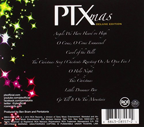 Ptxmas Deluxe Edition Import It All