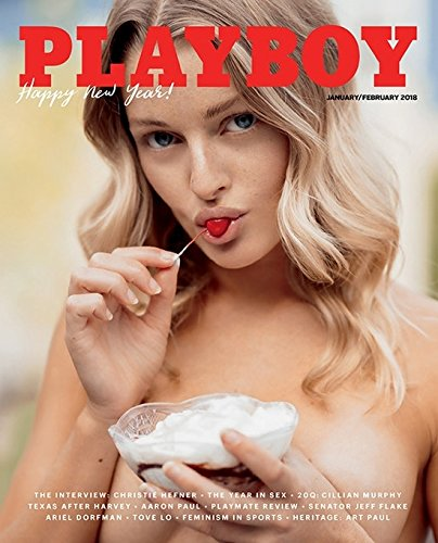 Playboy Magazine (January/February, 2018)
