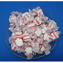 Peppermint Flavored Taffy Town Salt Water Taffy 2 Pounds