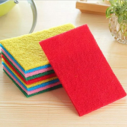 10 Pcs Magic Sponge Eraser Kitchen duster wipes Clean Accessory/Microfiber Dish Cleaning Melamine sponge