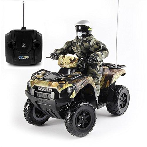 Kawasaki Remote Control Camo Brute Force 750