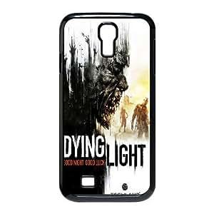 Samsung Galaxy S4 Phone Case Black Dying Light Game AC8484786