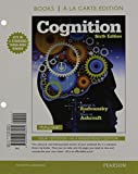 img - for Cognition, Books a la Carte Plus NEW MyPsychLab with eText -- Access Card Package (6th Edition) book / textbook / text book