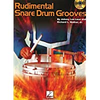 Rudimental Snare Drum Grooves Drums Book/Cd