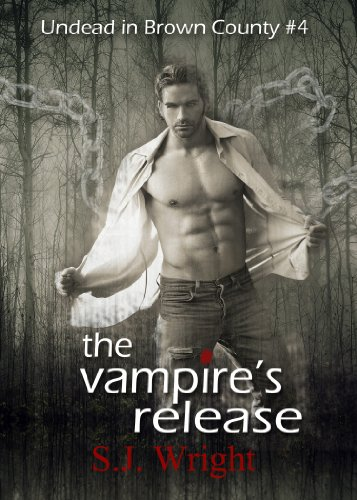 The Vampire's Release, A Paranormal Romance (Undead in Brown County Book 4)