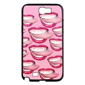 Custom Samsung Galaxy Note 2 N7100 Case, Zyoux DIY New Design Samsung Galaxy Note 2 N7100 Plastic Case - Miley Cyrus