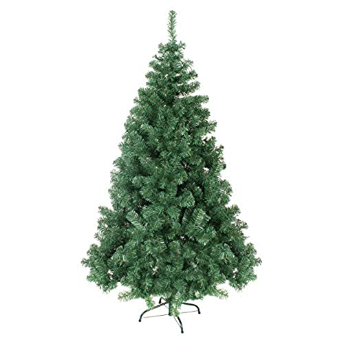 benefitusa new classic pine christmas tree artificial realistic natural branches unlit 37 l green - Artificial Christmas Trees Amazon