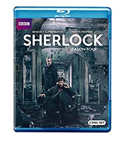 Cover Image for 'Sherlock: Series Four'