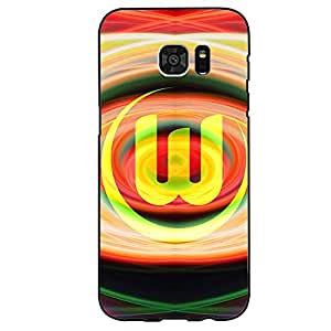 Cool VfL Wolfsburg Phone Case Cover for Samsung Galaxy S7 Edge Football Logo Unique Design