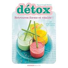 Détox - Retrouvez forme et vitalité (La vie douce)