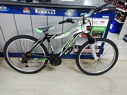 Casadei Bicicleta de Acero MTB 26 Horquilla Delantera Amortiguado ...