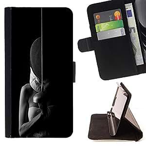 King Art - Premium-PU-Leder-Prima caja de la PU billetera de cuero con ranuras para tarjetas, efectivo Compartimiento desmontable y correa para la mu?eca FOR Samsung Galaxy Note 4 SM-N910 N910 IV- Fencing