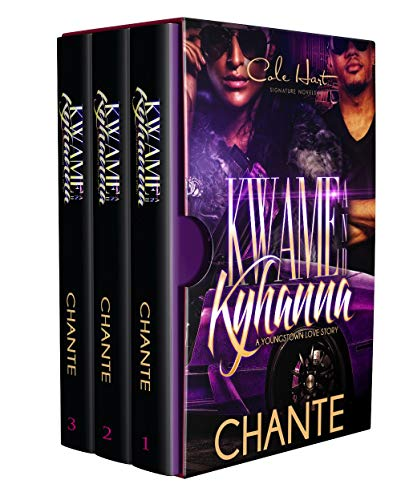 Amor Heart - Kwame & Kyhanna: Super Box Set: Complete Series
