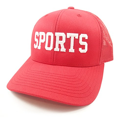 Team Canada Hockey Hats - Luso The Sports Hat (Red)