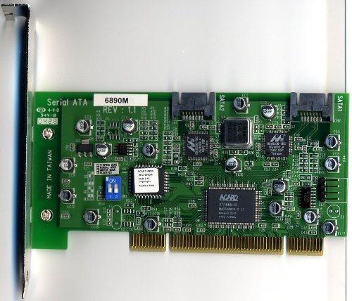 ACARD AEC-6890 SERIAL ATA RAID CONTROLLER 64BIT DRIVER DOWNLOAD