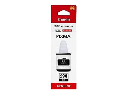 Canon GI-590BK - Recambios de Tinta para impresoras (Canon, Negro ...