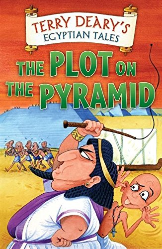 Download The Plot on the Pyramid (Egyptian Tales) pdf epub