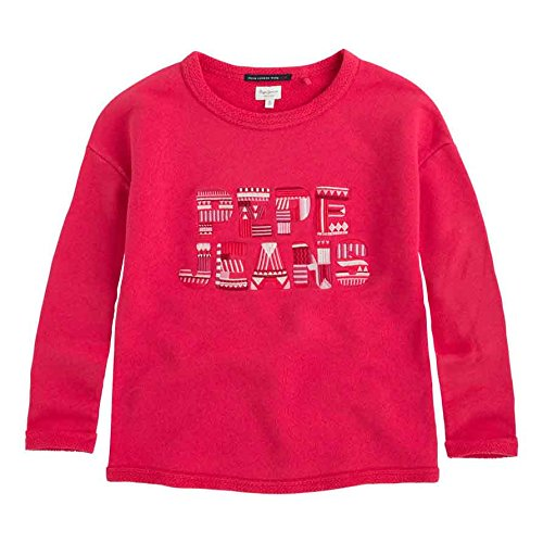 Pepe Jeans London - Sweat-Shirt - Fille Rouge Rouge
