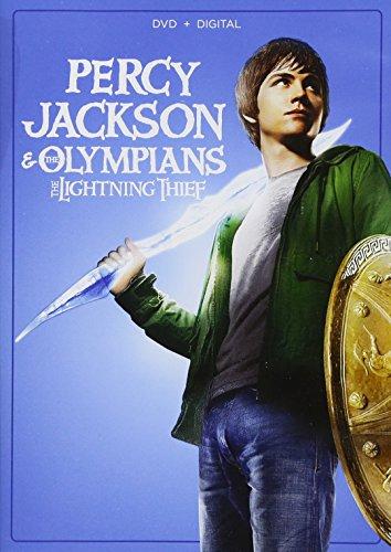 DVD : Percy Jackson & The Olympians: Lightning Thief (Widescreen)