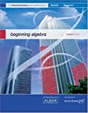 Beginning Algebra, Stefan Baratto and Barry Bergman, 0073309605