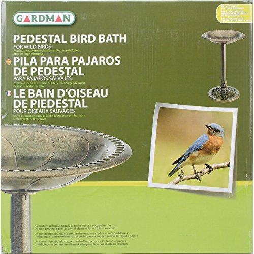 Gardman BA01281 Pedestal Antique Copper product image
