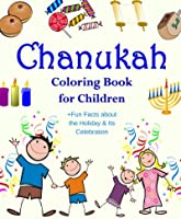 Chanukah Coloring Book For Children +Fun Facts