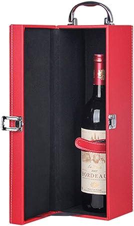 Compra Vino Tinto en Caja con una Botella de Caja de Vino Caja de Regalo de Vino Tinto de Moda en Amazon.es